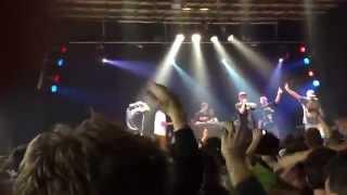 Ty Nikdy - Tanec s vlky (live- Brno Fléda 5.12.2014)