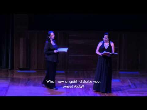 Aida: Los Angeles Metropolitan Opera