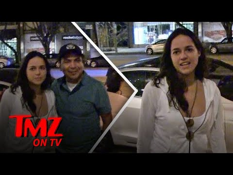 Michelle Rodriguez Isn't Going To Mars Anytime Soon | TMZ TV