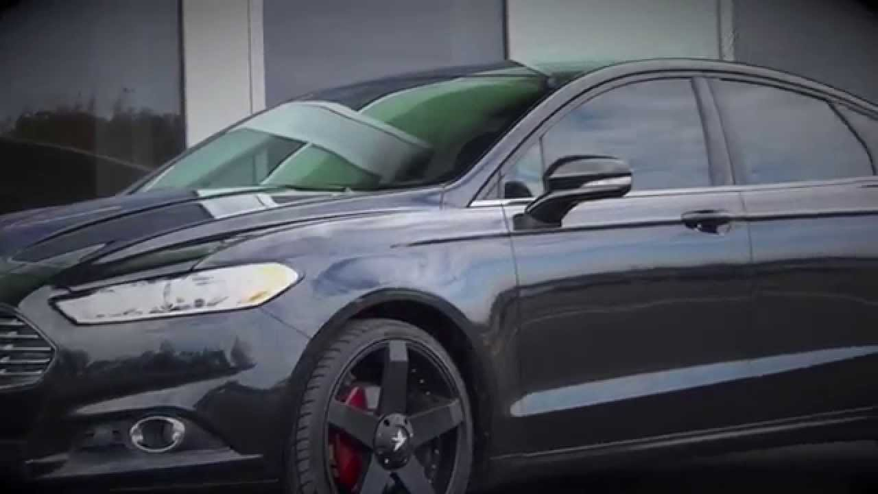 2013 Ford Fusion Nordschleife Custom Package Youtube