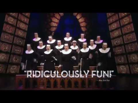 SISTER ACT THE MUSICAL | Century II Concert Hall | February 3-5 (:15)