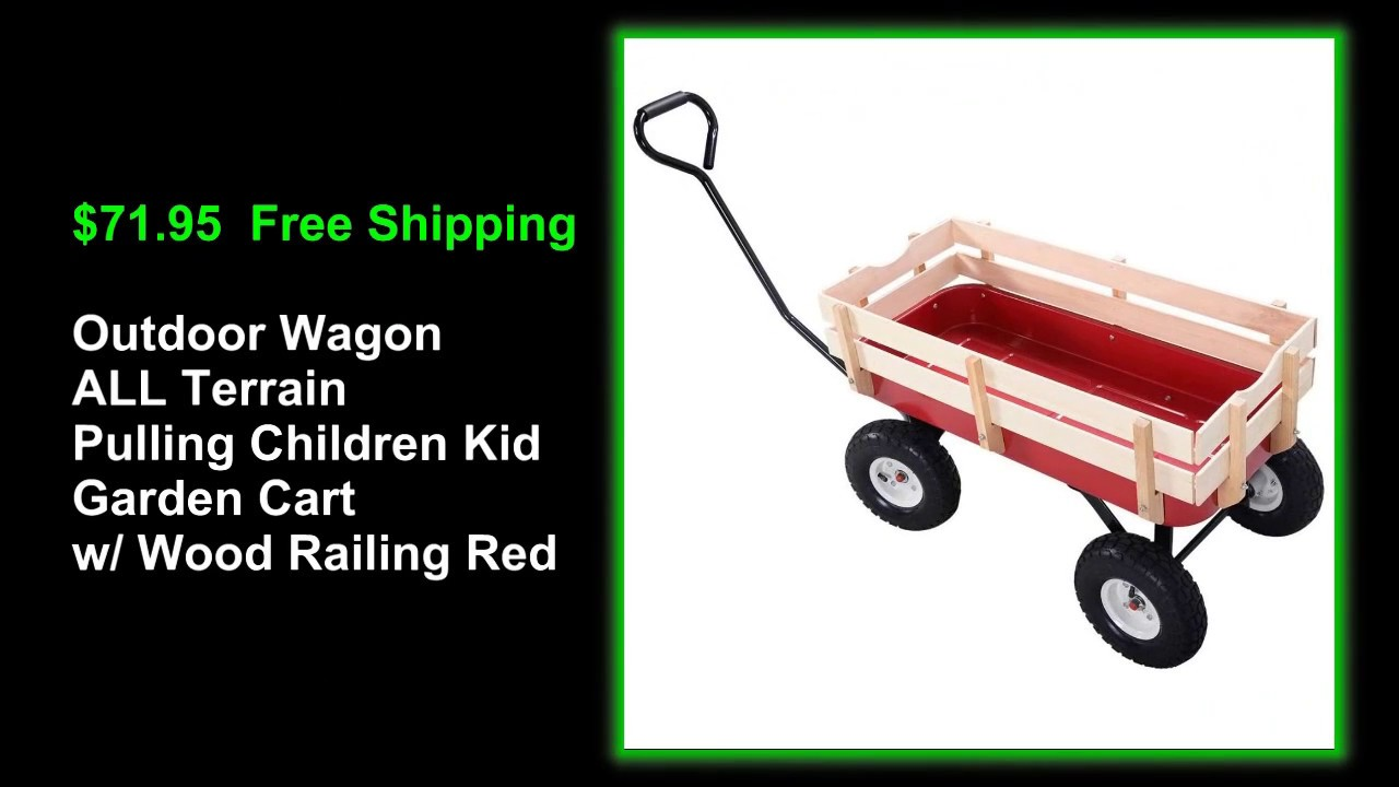 Tractor Supply Garden Cart Costway