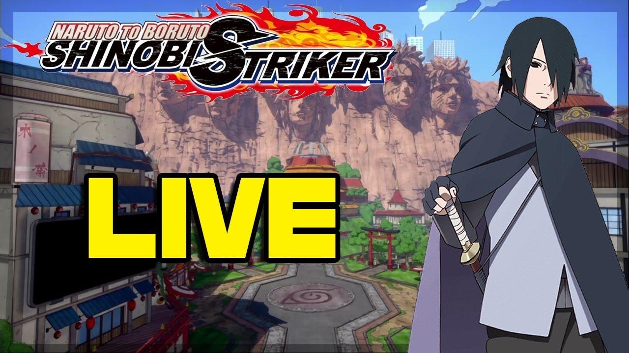 Naruto Boruto Stream