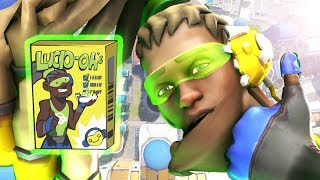 One of twomad's most viewed videos: Nerf Lucio 2