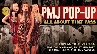 PMJ Pop-Up: All About That Bass - Meghan Trainor (Cover) ft. Haley Reinhart, Casey Abrams, & More