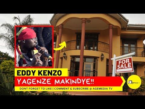 Eddy Kenzo Ayongende O'kukakasa nti Enyumba ye Seguku Agitunda indir