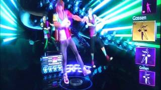 Dance Central 2 -Crank That (Soulja Boy)- -From DC1- -5 Gold Stars- -HARD-