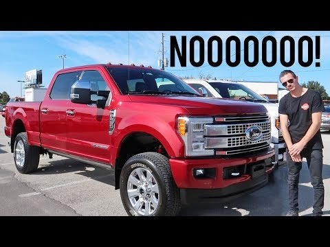 WHY I SOLD MY 2017 F250...