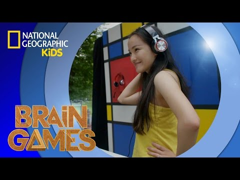 Unlock Your Super Senses | BRAIN GAMES