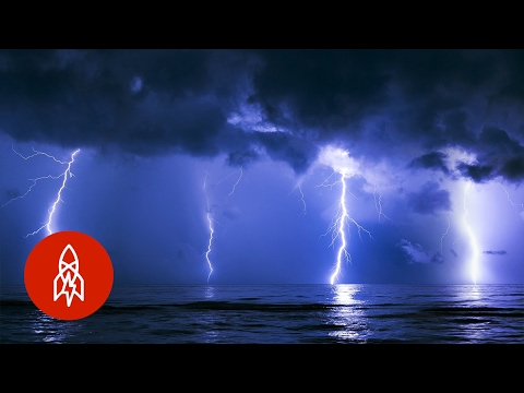 Shooting the Everlasting Storm | That's Amazing
