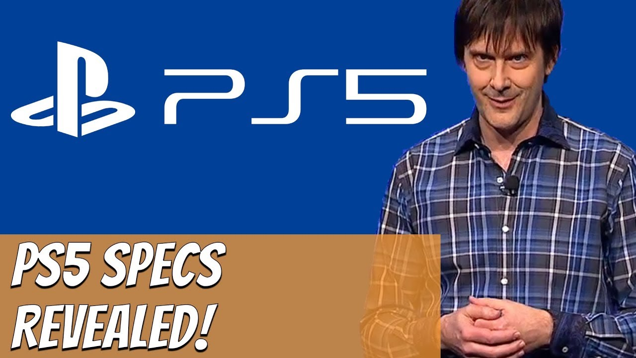 Playstation 5 Specs Revealed!!