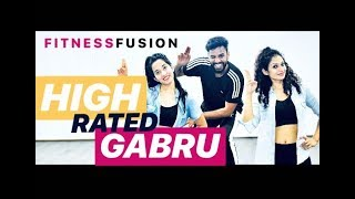High Rated Gabru Dance Wrokout | Nawabzaade | Guru Randhawa | FITNESS DANCE With Rahul