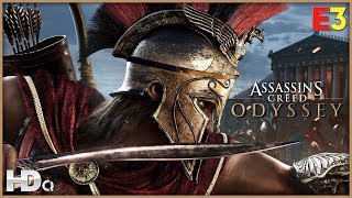 ASSASSIN'S CREED : Odyssey - Official Conference Presentation E3 2018 (PC, PS4 & XB1)