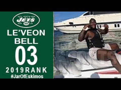 Lagu Video #3 Leveon Bell Nfl  Rb Jets  Top 100 Players Of 2019 Nfl Terbaru