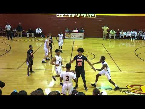 CCHS VS Hawthorne High School Basketball 1-19-18