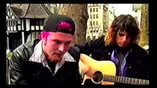 STP - Plush LiVE Acoustic Scott Weiland & Dean DeLeo