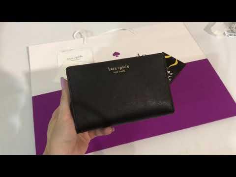 Authentic Kate Spade  Medium cameron wallet