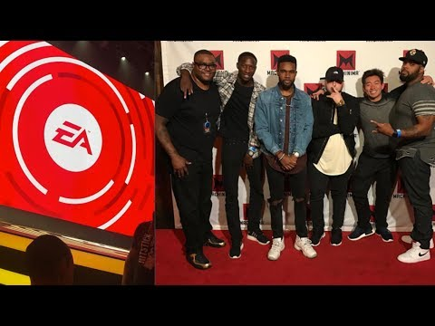EA PLAY In Los Angeles California!!