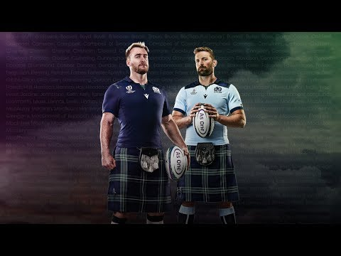 JOIN THE CLAN | New Scotland Kit Revealed