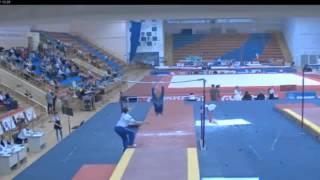 Maria Paseka UB - 2013 Russian Championships qual