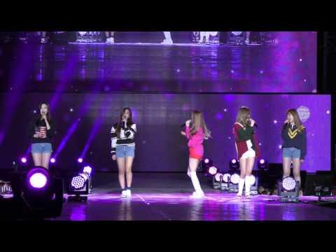 151004 Red Velvet (레드벨벳) _ 사탕 (Candy)/江南韓流フェスティバル/강남한류페스티벌