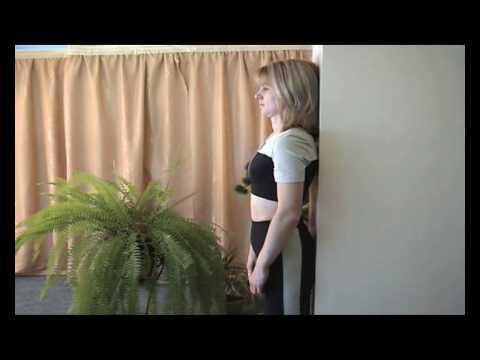 Разминка для спины, позвоночника и поясницы — 4 упражнения