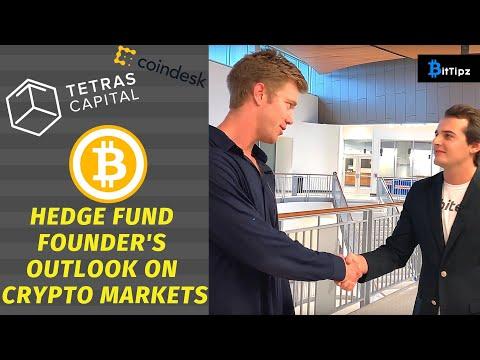 Florida Blockchain Conference: Alex Sunnarborg of Tetras Capital Discusses Crypto Markets