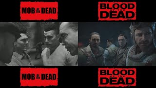 Blood Of The Dead Vs. Mob Of The Dead