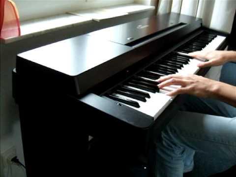 Yamaha clavinova clp 350 youtube for Yamaha clavinova clp 350