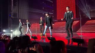 Backstreet Boys 4k Don't go breaking my heart April 19/2019 Vegas