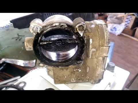 Volvo xc70 чистка клапана ЕГР