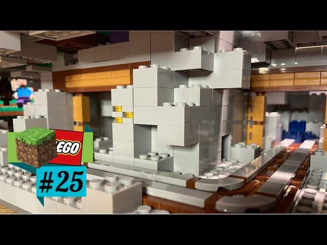 LEGO® X Minecraft World #25 - Frohes Neues in der Höhle!