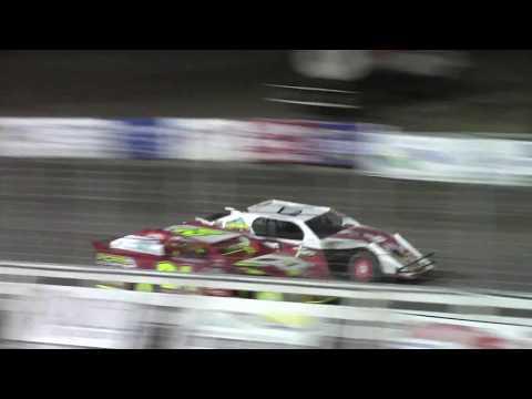 Nodak Speedway IMCA Sport Mod A-Main (Motor Magic Night #2) (9/3/17)