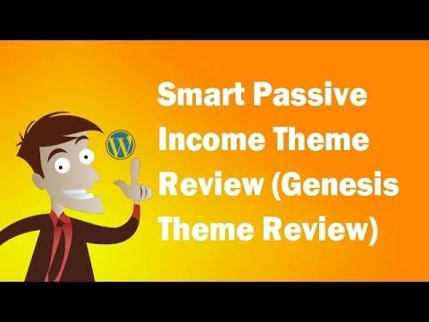Smart Passive Income Theme Review - Genesis Theme