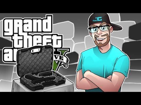 GTA 5 GUNRUNNING DLC - GATHERING SUPPLIES FOR HUGE HEISTS! (GTA 5 Gun Running DLC)
