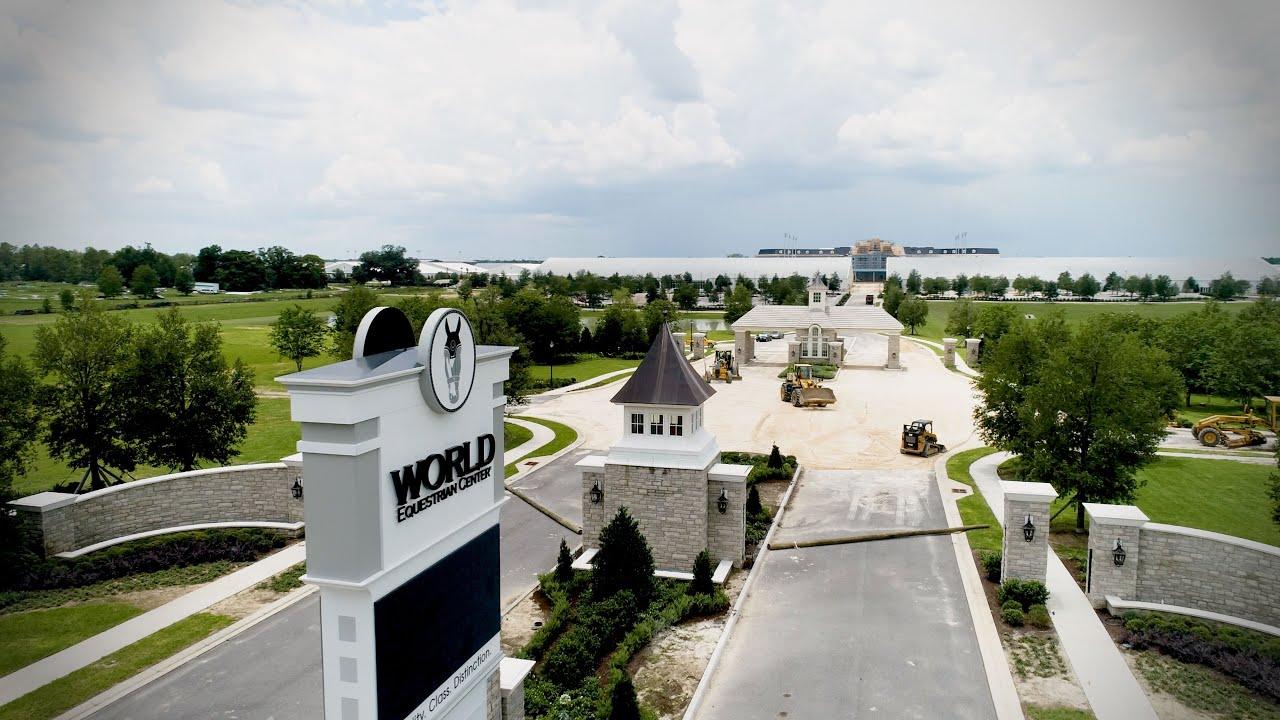 Ocala World Equestrian Center : le centre équestre a un demi-milliard de dollars ...