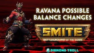 Smite: Balancing Ravana