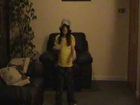 Megan Singing