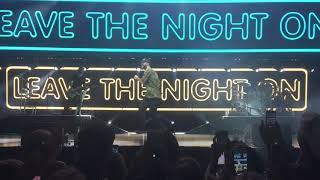 Sam Hunt Live Camden NJ- Philadelphia