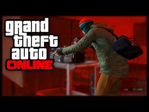 GTA 5 Heist Update - Heist Only On Next Gen (GTA V ...