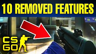 Top 10 CS:GO Features You Forgot Existed