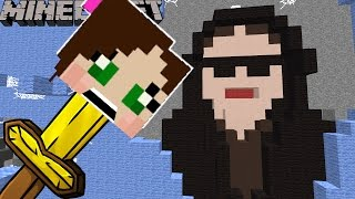 Minecraft: SPIDERMAN CITY JUMPER! - TALLCRAFT DROPPER - Custom Map [9]