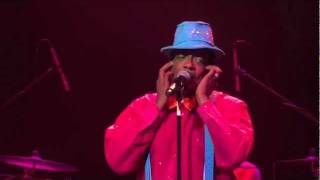 CHARLIE WILSON ~ Yearning For Your Love @Indigo2 London UK 16-09-2011