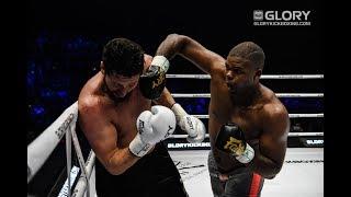 GLORY 53: Jamal Ben Saddik vs. Jahfarr Wilnis- Full Fight