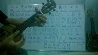 Jingle Bell - Tiếng Chuông Ngân / Ukulele Easy - Dako  - Ukulele Việt