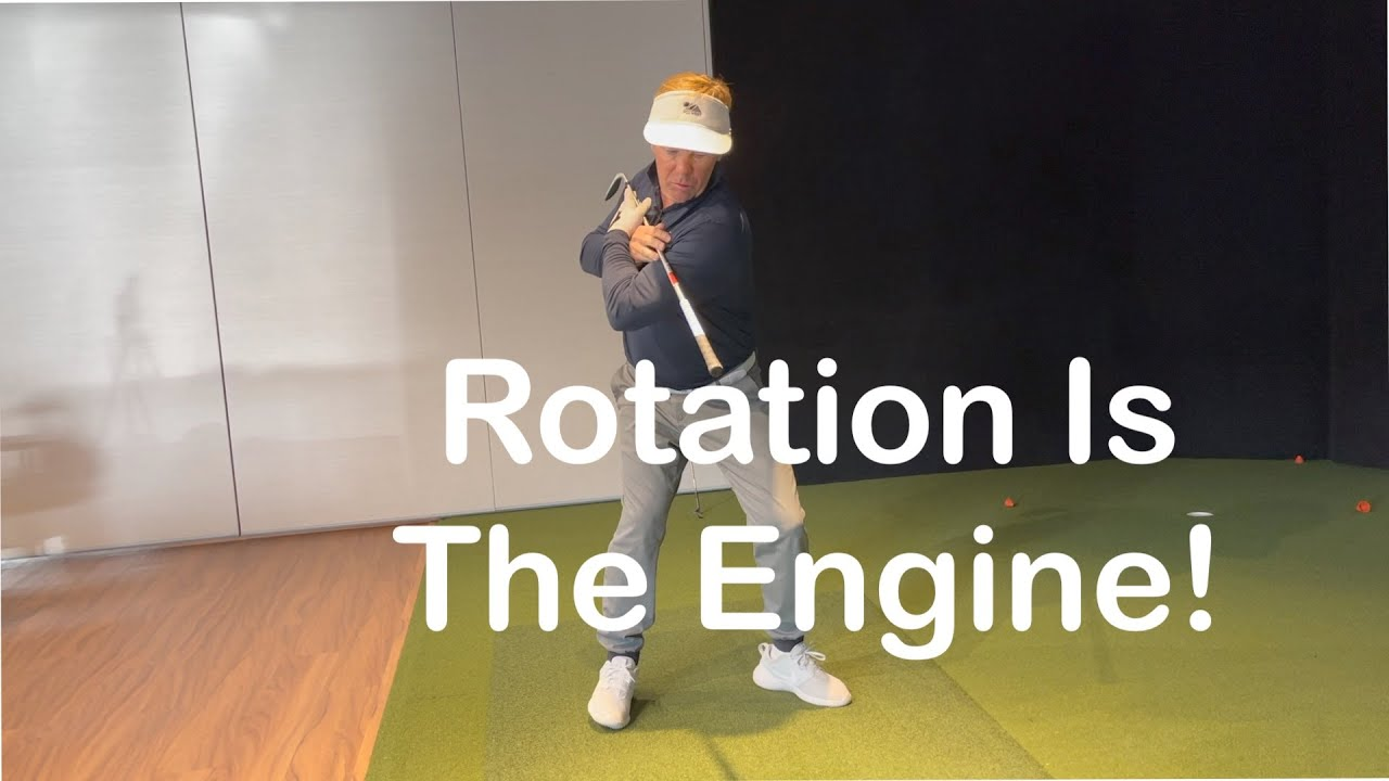 Rotation - The Engine of the Swing