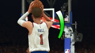 NBA 2K20 LaMelo Ball My Career Ep. 11 - LaMelo On Fire From Three!