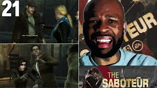 The Saboteur Gameplay Walkthrough Part 21 -  Lambs to the Slaughter
