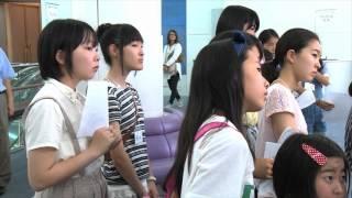 2015年7月20日に行われた「ふじのくに子ども芸術大学」、大石静さん講師...