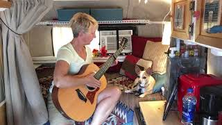 Hey Stranger by Mandolin Orange (cover by Bobbi Lane)